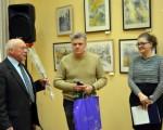 Выставка Игоря Хайкова «Прогулка» 14