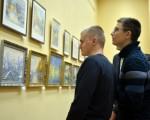 Выставка Игоря Хайкова «Прогулка» 20