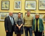 Выставка Игоря Хайкова «Прогулка» 30