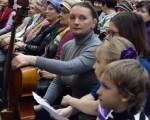 Фестиваль семейного самодеятельного творчества «Рождественские колыбельные». 1