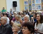 Фестиваль семейного самодеятельного творчества «Рождественские колыбельные». 14