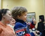 Фестиваль семейного самодеятельного творчества «Рождественские колыбельные». 24