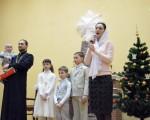 Фестиваль семейного самодеятельного творчества «Рождественские колыбельные». 35
