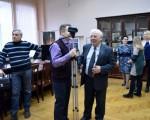 Выставка Владимира Алексеевича Евтухова «Вслед за солнцем». 3