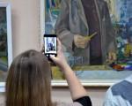 Выставка Владимира Алексеевича Евтухова «Вслед за солнцем». 12