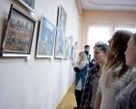 Выставка Владимира Алексеевича Евтухова «Вслед за солнцем». 14