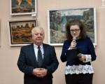 Выставка Владимира Алексеевича Евтухова «Вслед за солнцем». 19