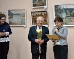 Выставка Владимира Алексеевича Евтухова «Вслед за солнцем». 21