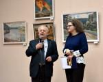 Выставка Владимира Алексеевича Евтухова «Вслед за солнцем». 25