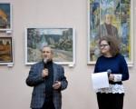 Выставка Владимира Алексеевича Евтухова «Вслед за солнцем». 30