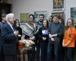 Выставка Владимира Алексеевича Евтухова «Вслед за солнцем». 35
