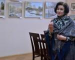 Выставка живописи Геннадия Тарских «Зимы застывшие мгновения» 10