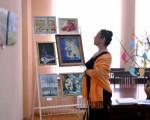 Выставка живописи Юлии Коба 4