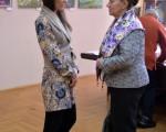 Выставка живописи Юлии Коба 5