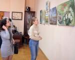 Выставка живописи Юлии Коба 6