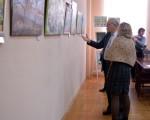 Выставка живописи Юлии Коба 7