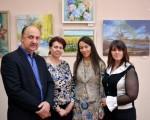 Выставка живописи Юлии Коба 9