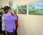Выставка живописи Юлии Коба 15