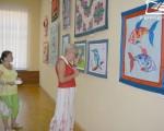 Выставка Галины Голубенко «Лоскут в интерьере» 1