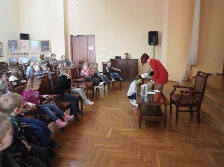 Неделя детской и юношеской книги прошла в библиотеках