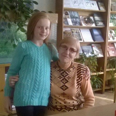 Встреча с Анной Атрощенко