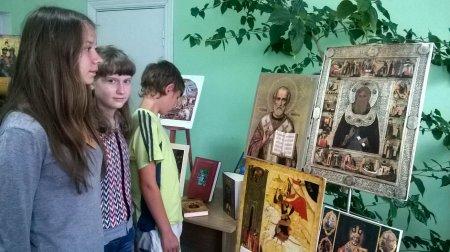 Встреча с отцом Александром