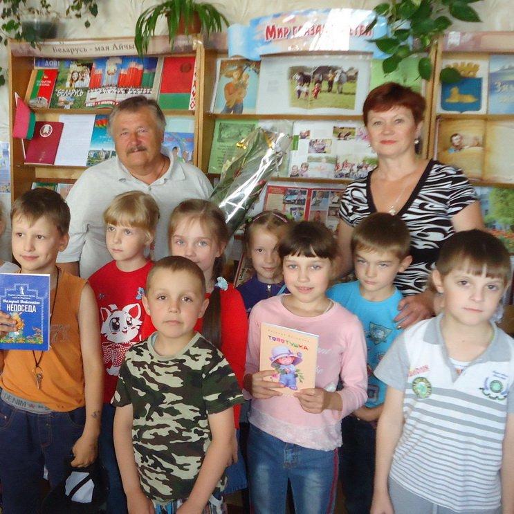 Знакомство с Валерием Витошкиным