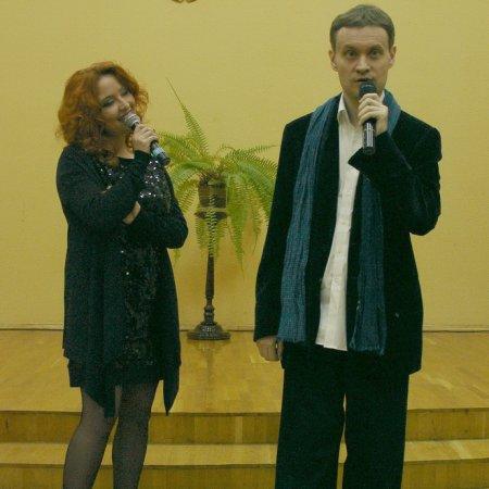 Встреча с Тамарой Лисицкой и Игорем Поляковым