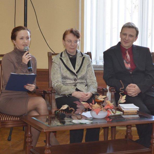 Презентация третьей совместной книги Андрея Матвеенко и Татьяны Моисеевой