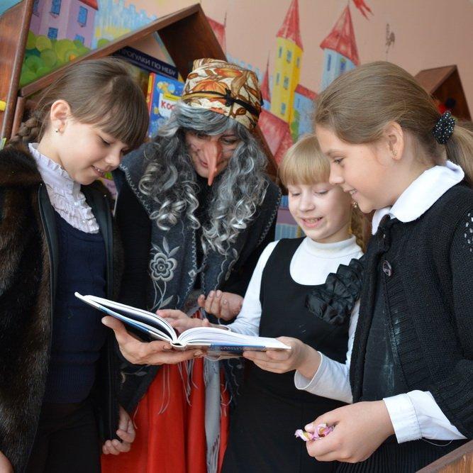 В Гомеле появился книжный замок