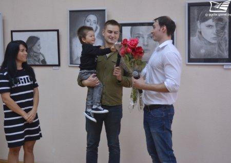 Открылась выставка Антона Маскальчука «Фотореализм в портрете»