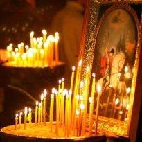 Встреча с настоятелем храма иконы Божией Матери «Всех скорбящих Радость»