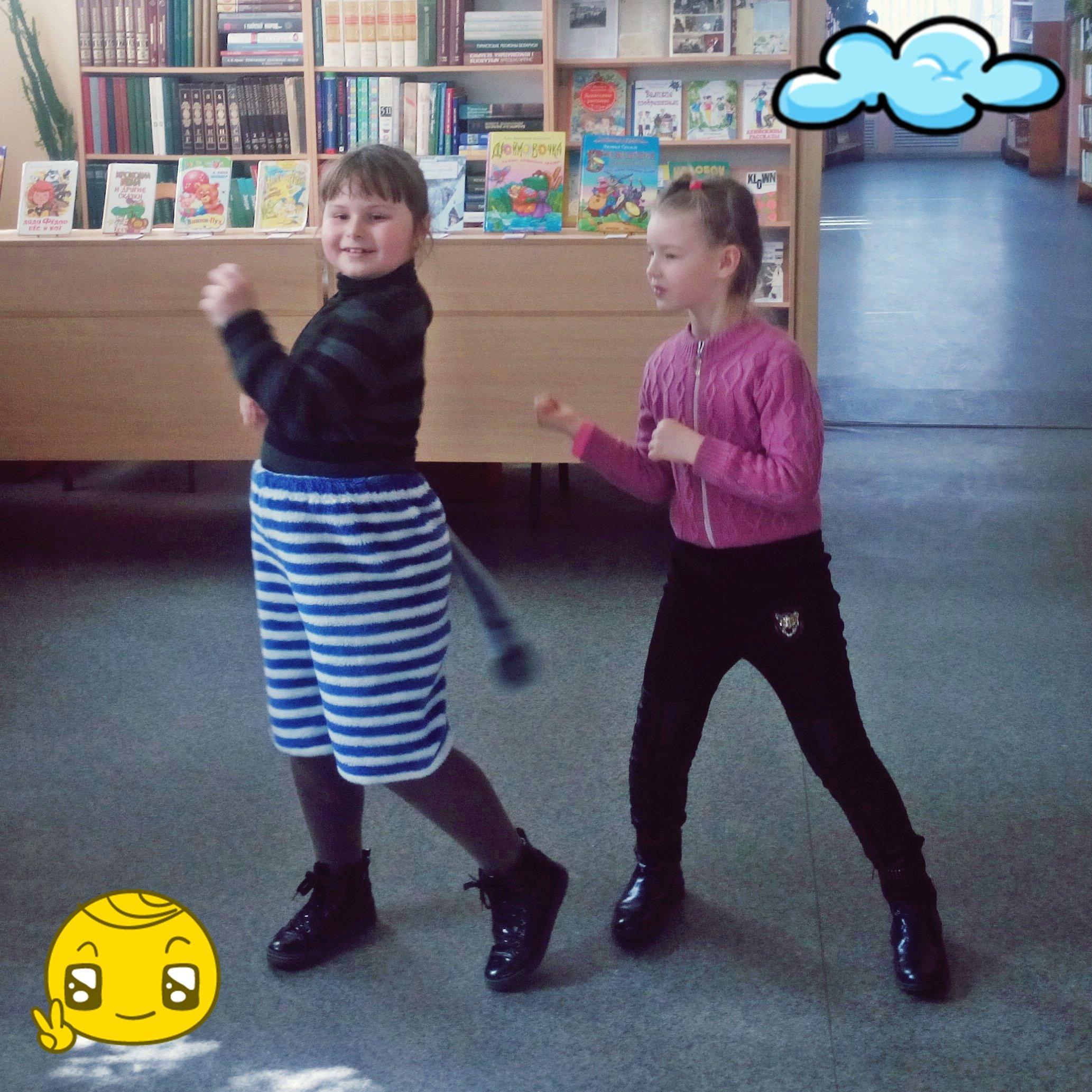 Герои книг на детской сцене