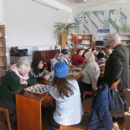Первенство Гомельской области по шашкам