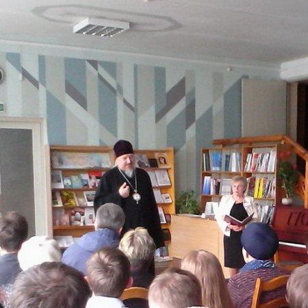 В библиотеке-филиале №8 проходит неделя православной книги