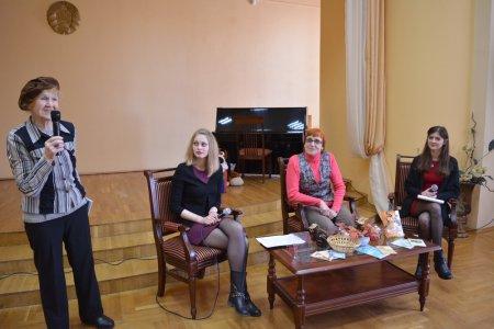 Презентация книги Анны Атрощенко «Казачны ласунак»