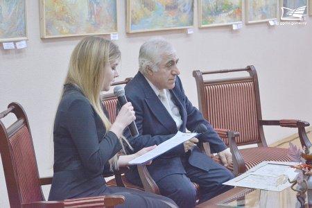 «Миры Норика Сарибекяна»: как прошло открытие выставки