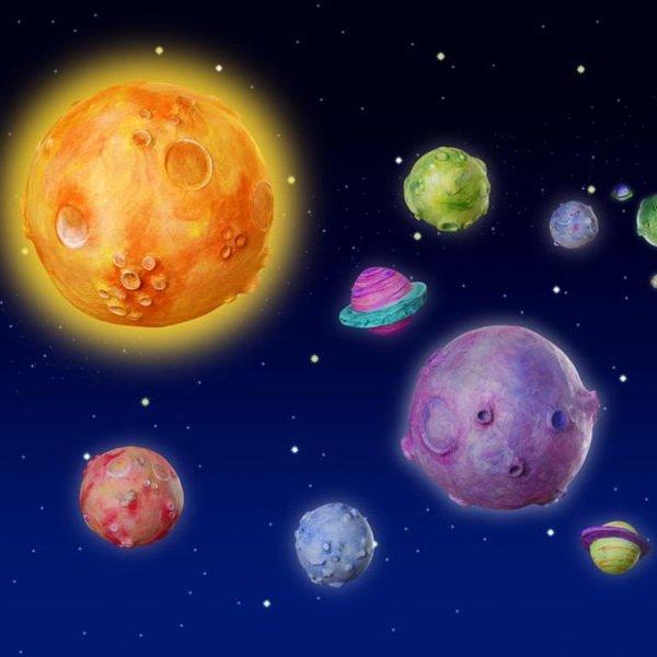 Игровая программа «Парад планет»