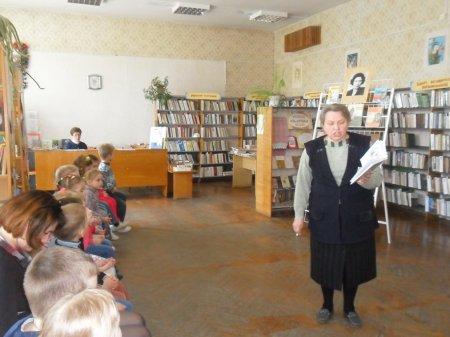 Час чтения книг Валентины Осеевой