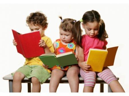 """""""Обучение чтению за 15 уроков"""" и  """"Секреты успешной учебы"""" : тренинги для детей"""