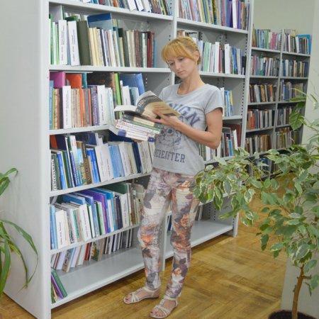 Новое измерение Гомельской центральной городской библиотеки им. А.И. Герцена