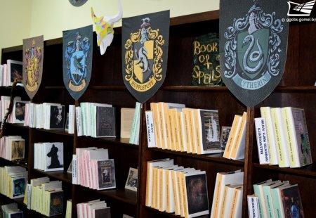 Волшебство в библиотеке продолжается!!!