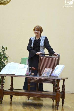 Творческая встреча с Валентиной Поликаниной