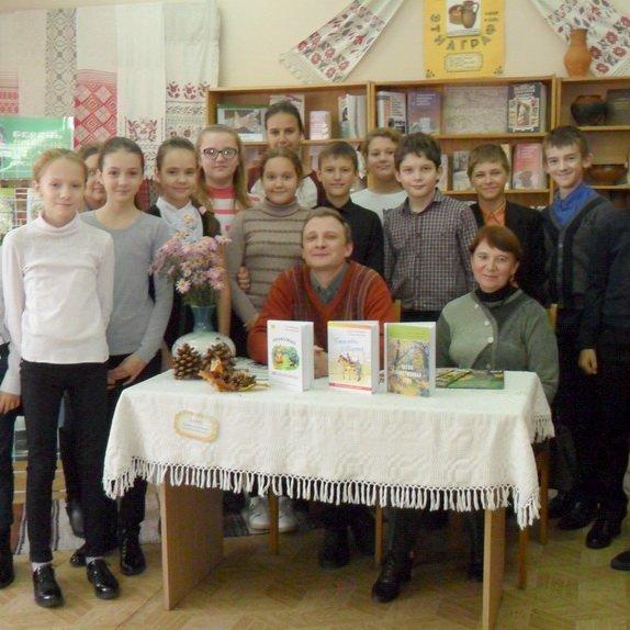 Встреча с Татьяной Моисеевой и Андреем Матвеенко