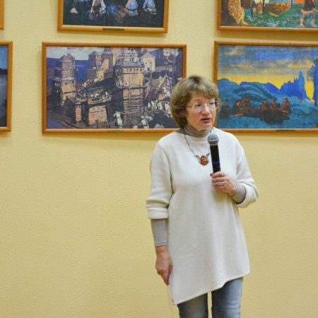 В Музее автографа проходит выставка репродукций Николая Рериха
