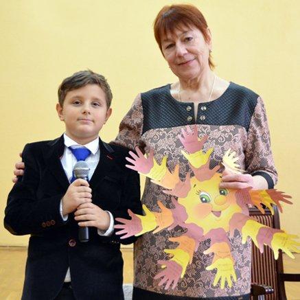 Встреча с поэтессой Верой Кветковской