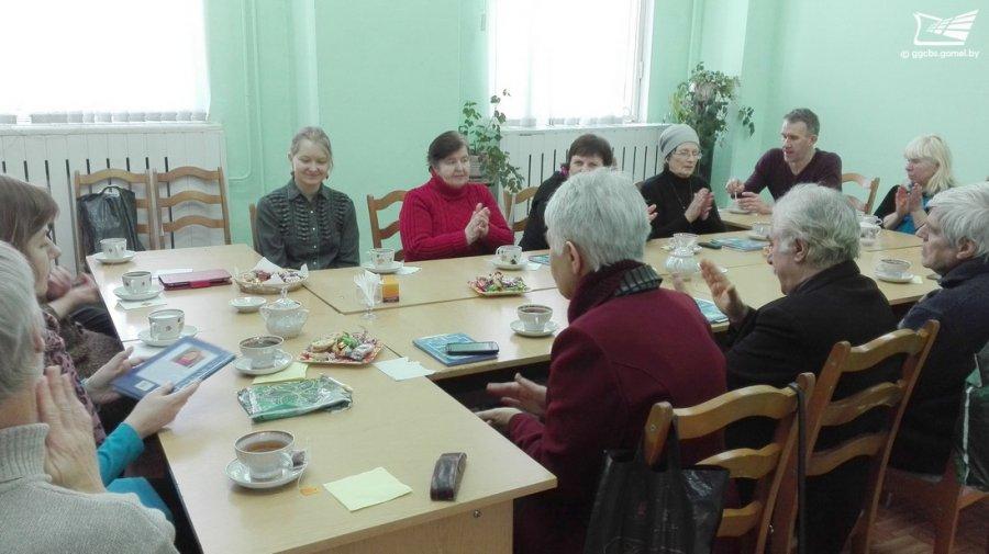 Встреча с Алёной Асенчик