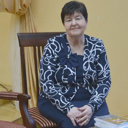 Вечер к 70-летию поэтессы Галины Гузенковой