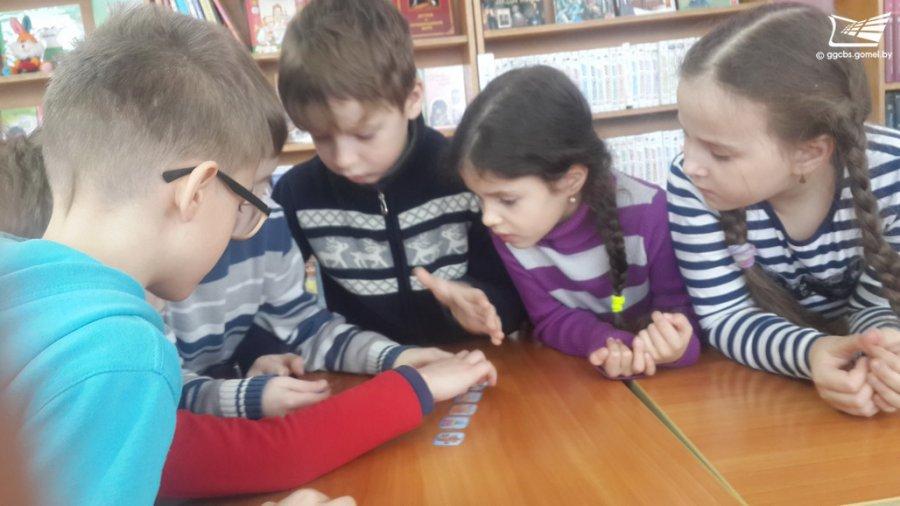 Урок-игра «Экологическая ромашка»