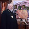 Выставка литых старообрядческих икон и складней